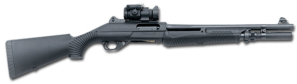 benelli nova pump shotgun