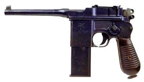Pistola Nazi - Parabellum P-08 luger
