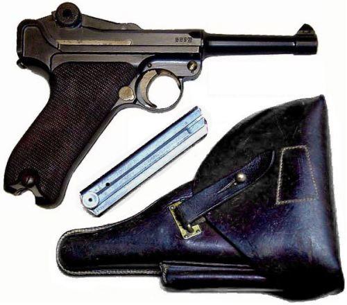 Armas Cortas.