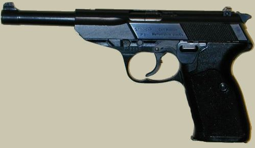 Walther P5 Compact